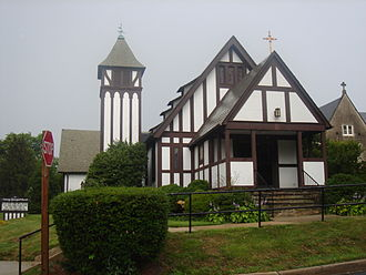 Cedarcroft, Baltimore - Church of Nativity