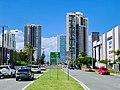 Hooker Boulevard along, Broadbeach, Gold Coast, Queensland, Australia.jpg
