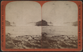 Horseshoe Fall from the ferry, by Barker, George, 1844-1894.png