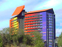 Avenida de am rica madrid wikipedia la enciclopedia libre for Hotel avenida de america madrid
