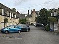 Hotel car park off Rectory Lane, Woodstock (geograph 6730058).jpg