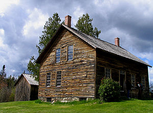 Essex County, New York - John Brown's Farm