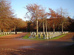 Houthulst - Houthulst - Military Cemetery