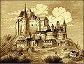 Hrad Rábí na rytině z roku 1708.jpg