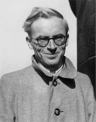 Hugo Distler - The composer in 1941