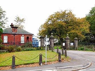 Over Hulton - Image: Hulton Park geograph.org.uk 71540