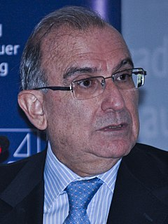 former Vice President of Colombia