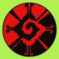 Hunab Ku green-black-red.png