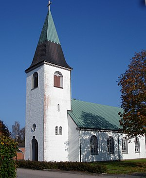Hyltebruk - Hyltebruk Church