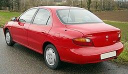Hyundai Lantra rear 20081204