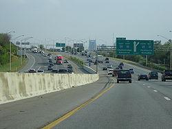 I-65 Southbound in Nashville.JPG