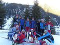 IBU-Cup Ridnaun 2009 - British Team.jpg