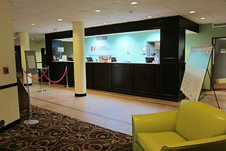IHG Army Hotels - Check-In at IHG Army Hotel on Fort Gordon