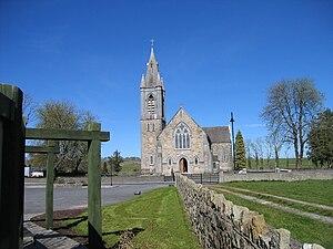 Ballinahown - Ballinahown Church