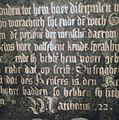 INTERIEUR, DETAIL MUURSCHILDERING, NOORD TRANSEPT, TIJDENS RESTAURATIE - Dordrecht - 20303935 - RCE.jpg