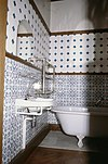 interieur, eerste verdieping, badkamer - ambt delden - 20260160 - rce