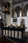 interieur, grafmonument hertog karel van gelre, overzicht - arnhem - 20260563 - rce