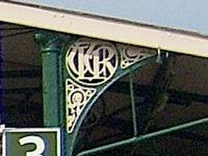 Isle of Wight Rly Co v Tahourdin - Image: IW Rmonogram thumb