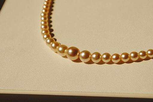 Ian Rosenberg Jeweller – Freshwater pearl necklace
