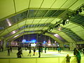 Ice rink in Plaça Catalunya (Barcelona) in 2011 - 002.JPG
