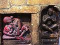 Idols at Kamakhya temple, Guwahati, Assam.jpg