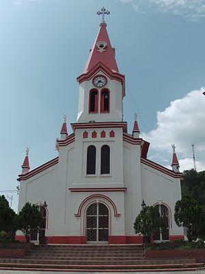 El Peñón, Cundinamarca - Church of El Peñón