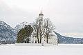 Iglesia de San Colmano, Schwangau, Alemania, 2015-02-15, DD 14.JPG