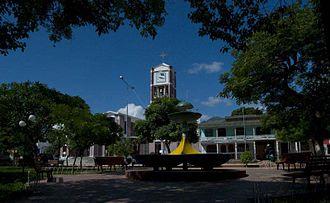 Cordillera Province (Bolivia) - San Francisco Church in Camiri