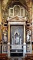 Ignazio villa, monumento a stanislao poniatowski, tra evangelisti di ludovico salvetti.jpg