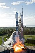 Ignition of the engines of a Delta II.jpg