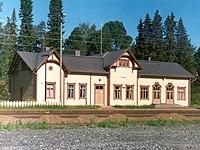 Ii railway station - Ii, Finland.jpg