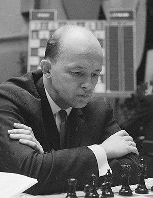 Estonian Chess Championship - Image: Iivo Nei 1966