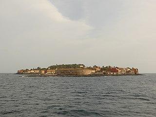Gorée Commune darrondissement in Dakar Region, Senegal