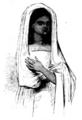 Illustrirte Zeitung (1843) 17 260 3 Rabee, ein christliches Hindumädchen.PNG