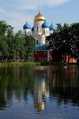 Dzerzhinsky, Moscow Oblast - The Monastery of St. Nicholas
