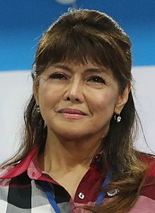 Imee Marcos COC 2019 elections filing (cropped).jpg