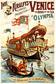Imre Kiralfy's gorgeous production of Venice at Olympia, performing arts poster, 1891.jpg