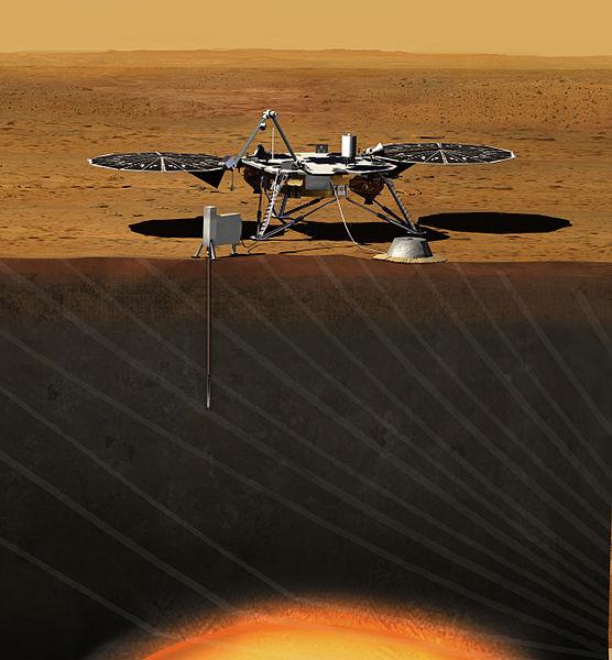 InSight Mars-Lander