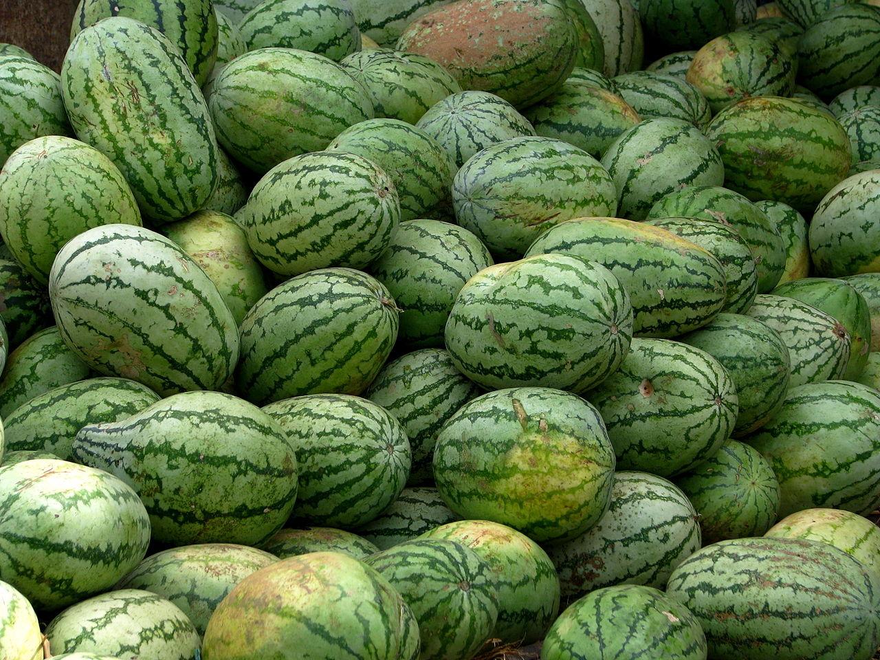File India Koyambedu Market Watermelons 03 3987061936