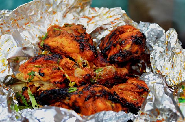 Indian Food Wrap Recipes