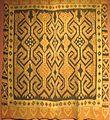 Indonesian funeral shroud, Toraja people, Honolulu Museum of Art 9995.1.JPG