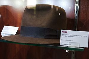 Indiana Jones fedora from