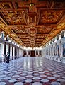 Innsbruck Schloss Ambras Hochschloss Innen Spanischer Saal 01.jpg
