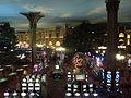 Inside the Paris Hotel and Casino Las Vegas.JPG