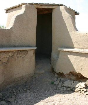 Fort Vasquez - Image: Insidefrvasquez 2