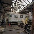 Interieur overzicht remise en werkplaats met locomotieven - Goes - 20344623 - RCE.jpg