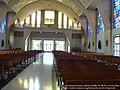 Interior of cathedral of St. Charles Borromeo in Ciudad Quesada.jpg