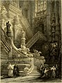 Interior of the Cathedral of Burgos, 1838.jpg