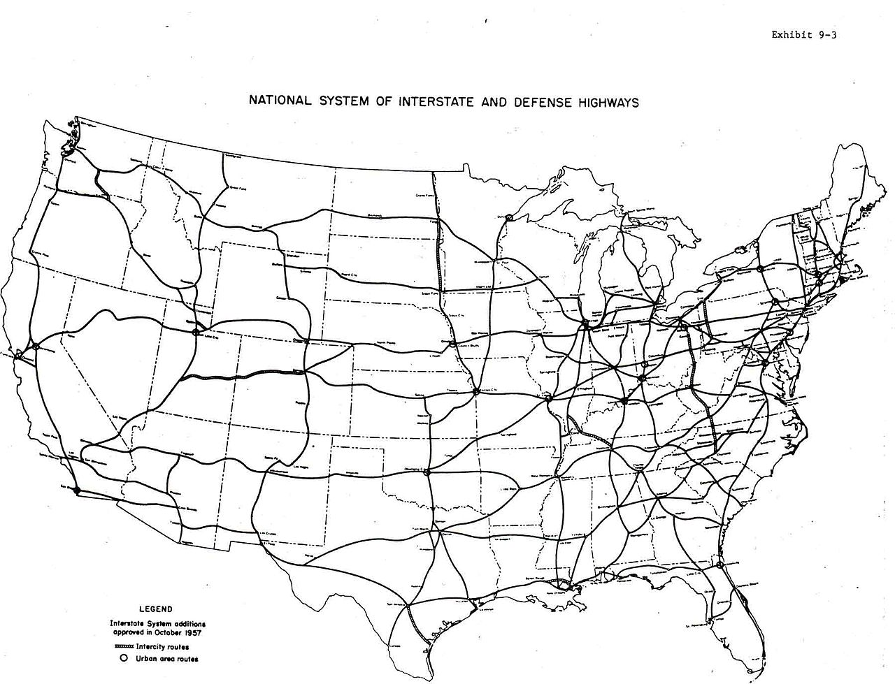 Southeast USA Map US Route  In Oklahoma Wikipedia US Route - Us map with interstate highway system