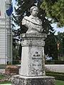 Ion Heliade Radulescu bust, Targoviste.jpg